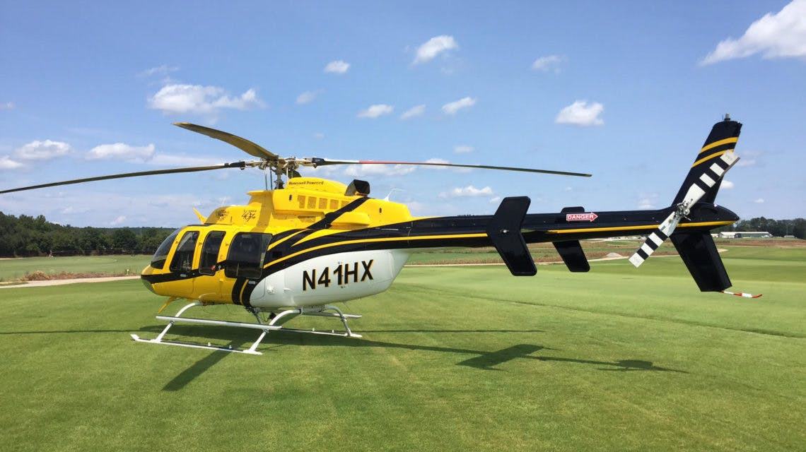 Reinventing a Hero: HX Converts Our Bell 407 to 407HP