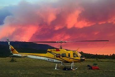 Prescribed Burning Prevents Wildfires