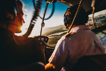7 Benefits of Chartering a Helicopter in Atlanta