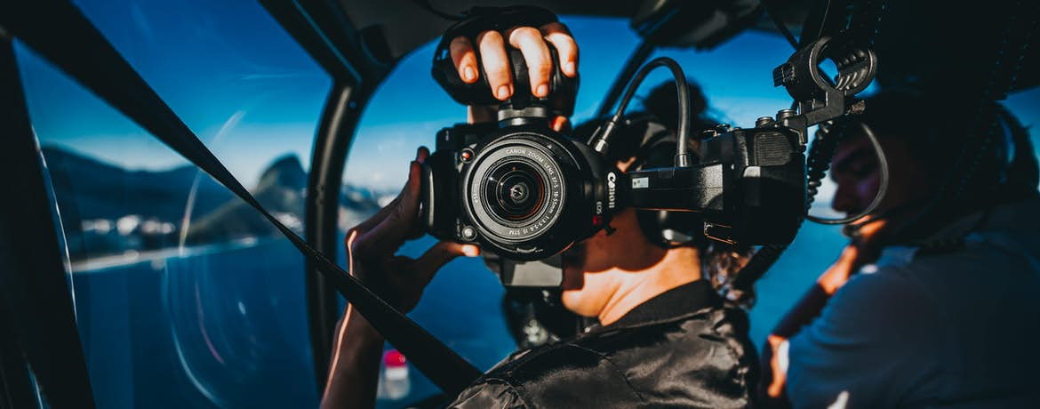 What is Aerial Cinematography? Here are 3 Reasons Why You Should Invest in It