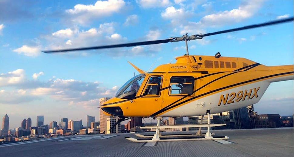 Bell 206-B3