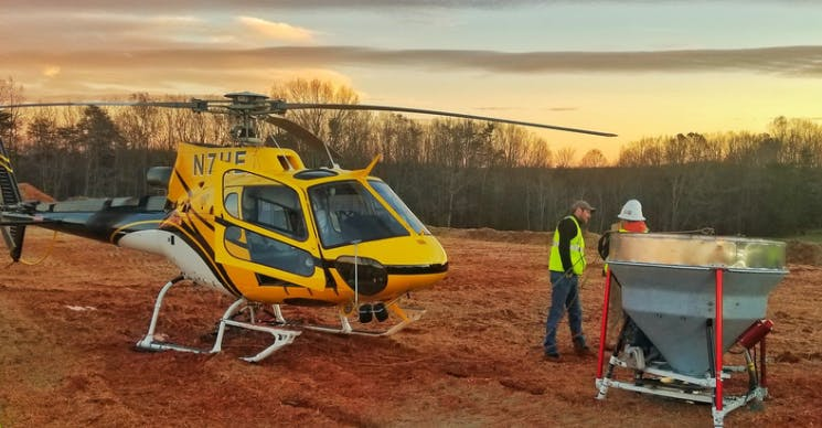 3 Ways to Use Our Heavy Lift Helicopter Crane Services
